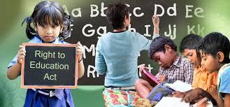 குழந்தைகளுக்கான இலவச மற்றும் கட்டாயக் கல்வி உரிமைச் சட்டத்தின் கீழ் சேர்க்கைக்கு விண்ணப்பிக்க அழைப்பு