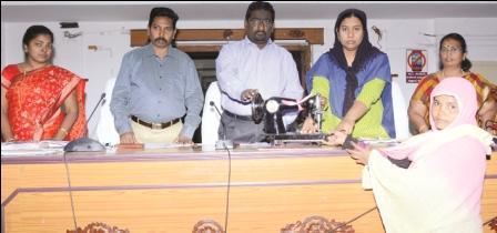 நாமக்கல்லில் சிறுபான்மையினர் நலத்துறை இயக்குநர் ஆய்வு