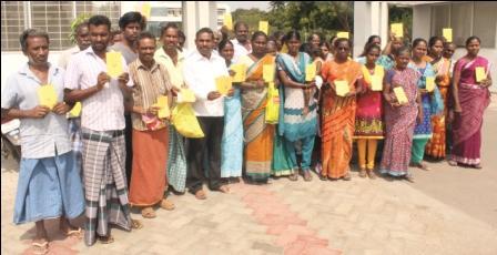 தீபாவளி வாரசீட்டு ரூ.1 கோடி மோசடி பாதிக்கப்பட்டோர் நாமக்கல் எஸ்பியிடம் புகார்