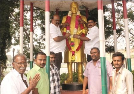 நாமக்கல் கிழக்கு மாவட்ட காங்கிரஸ் சார்பில் நேரு பிறந்தநாள் விழா கொண்டாட்டம்