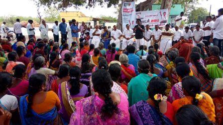 நாமக்கல் கிழக்கு மாவட்டத்தில் திமுக சார்பில் ஊராட்சி சபைக் கூட்டம்